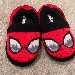 Kids Spider-Man Slippers